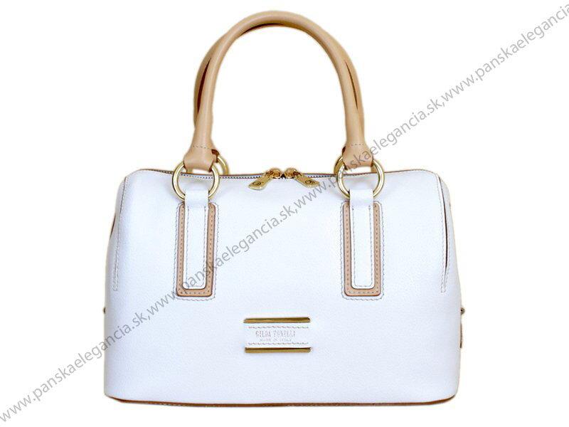 d9de465d4e82 70180 Luxusná dámska kožená kabelka - Gilda Tonelli