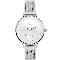 Dámske hodinky striebornej farby G.Rossi 11275B-3C1 ae06cbf65dd