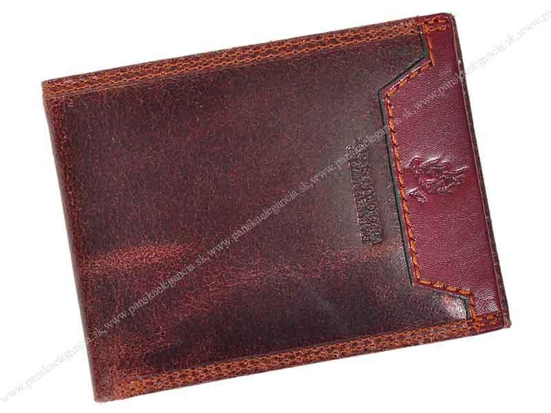 10380-2 Pánska kožená peňaženka Harvey Miller 5028 872, skl.