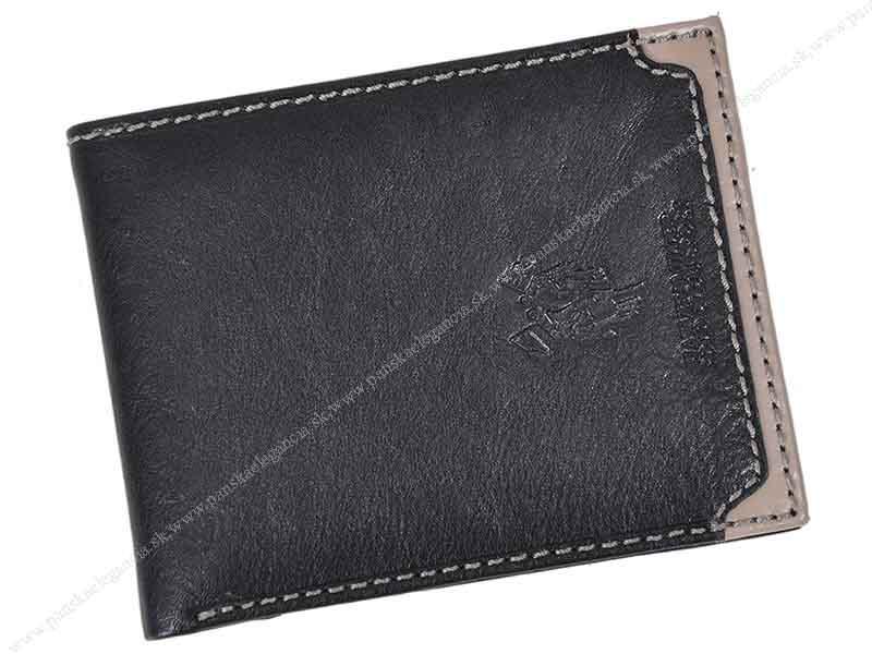 10385-1 Pánska kožená peňaženka Harvey Miller 5031 872,skl.