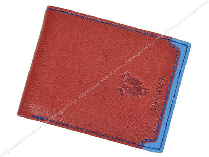 10385-2 Pánska kožená peňaženka Harvey Miller 5031 872,skl.