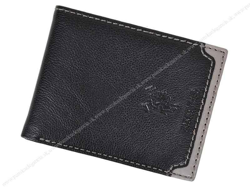 10388-1 Pánska kožená peňaženka Harvey Miller 5031 270E,skl.