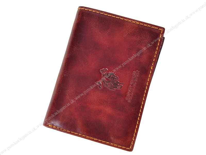 10390-4 Pánska kožená peňaženka Harvey Miller 5034 46510390-4 Pánska kožená peňaženka Harvey Miller 5034 465,skl.
