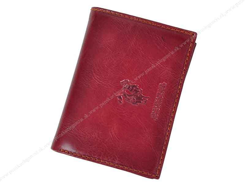10390-2 Pánska kožená peňaženka Harvey Miller 5034 465,skl.