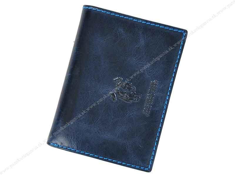 10390-3 Pánska kožená peňaženka Harvey Miller 5034 465,skl.