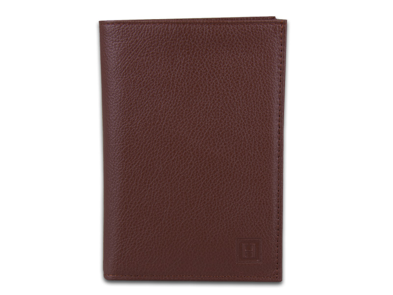 12002-3 Kožená pánska peňaženka HEXAGONA 467532 - Cognac,skl.