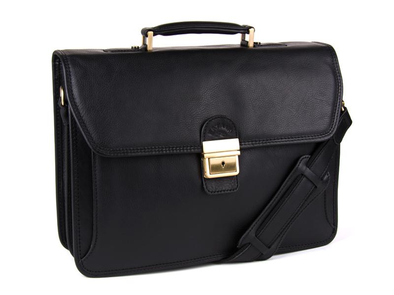 Kvalitná kožená taška KATANA PARIS