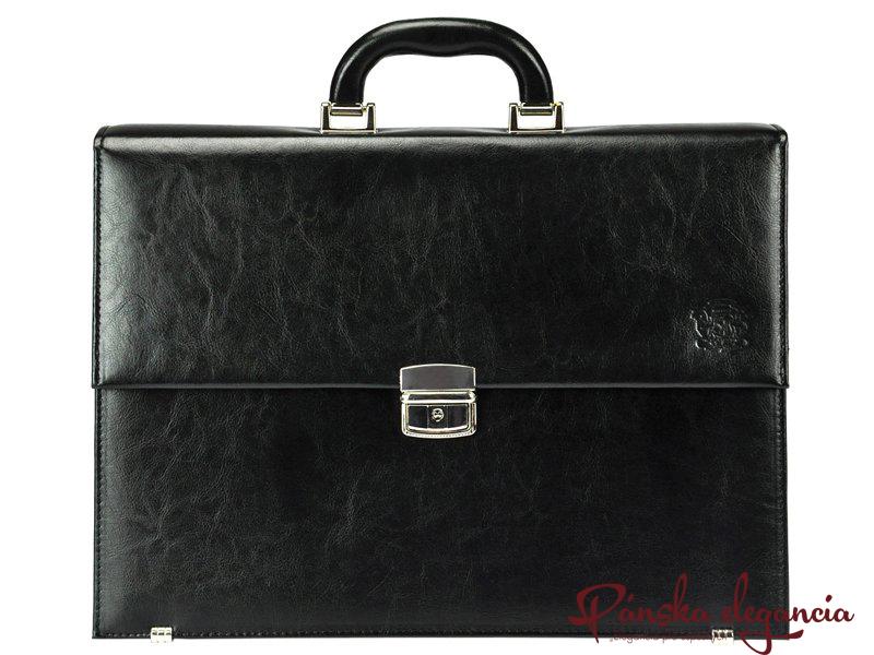 Kvalitná kožená taška STEFANIA B865 BY