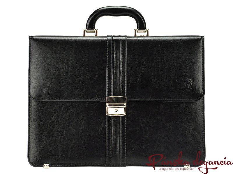 Kvalitná kožená taška Stefania