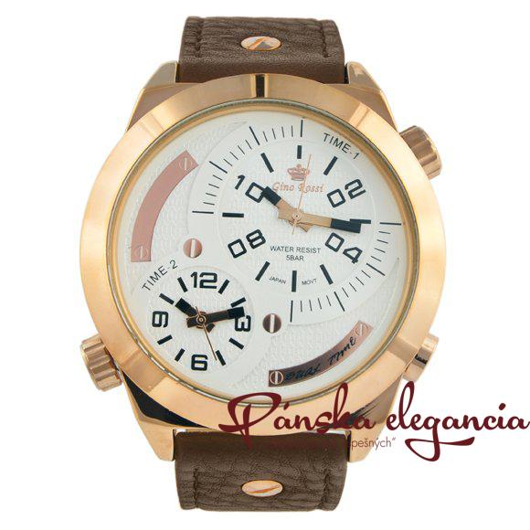 10462 Pánske hodinky Gino Rossi 1619A-3B1