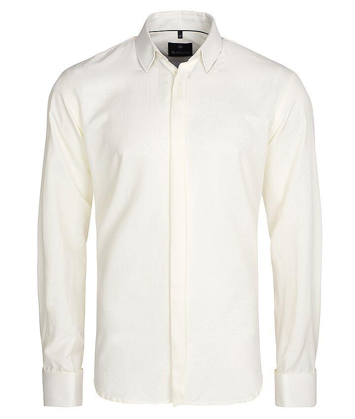 Pánska košeľa na manžetový gombík v KLASICKOM STRIHU