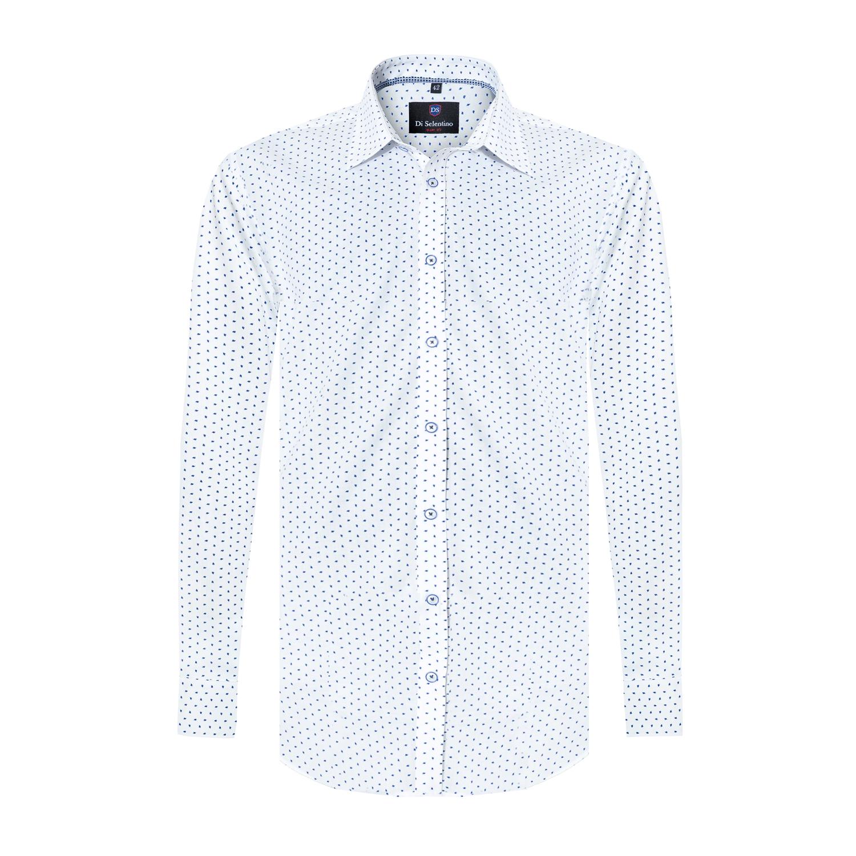Pánska košeľa v KLASICKOM STRIHU - SopotCLASSIC skl.1