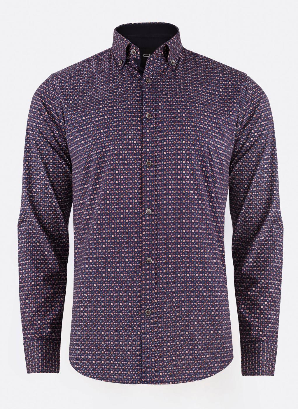 11942-PL-20 Trendová pánska košeľa PAKO LORENTE