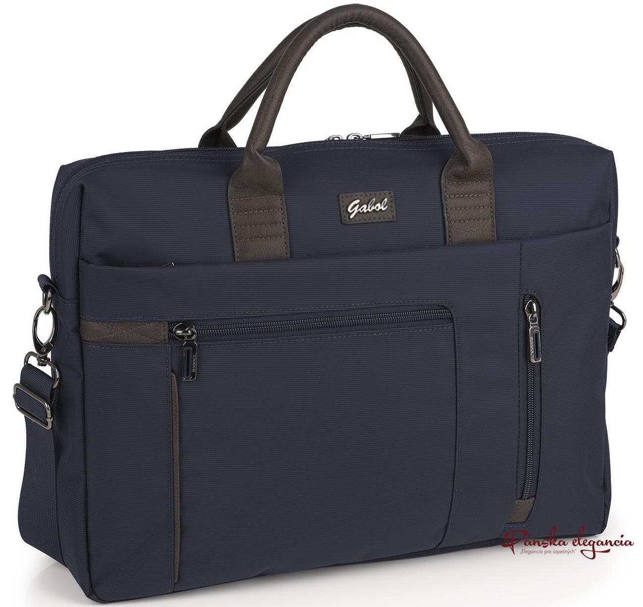 """Praktická taška na 15,6"""" notebook"""
