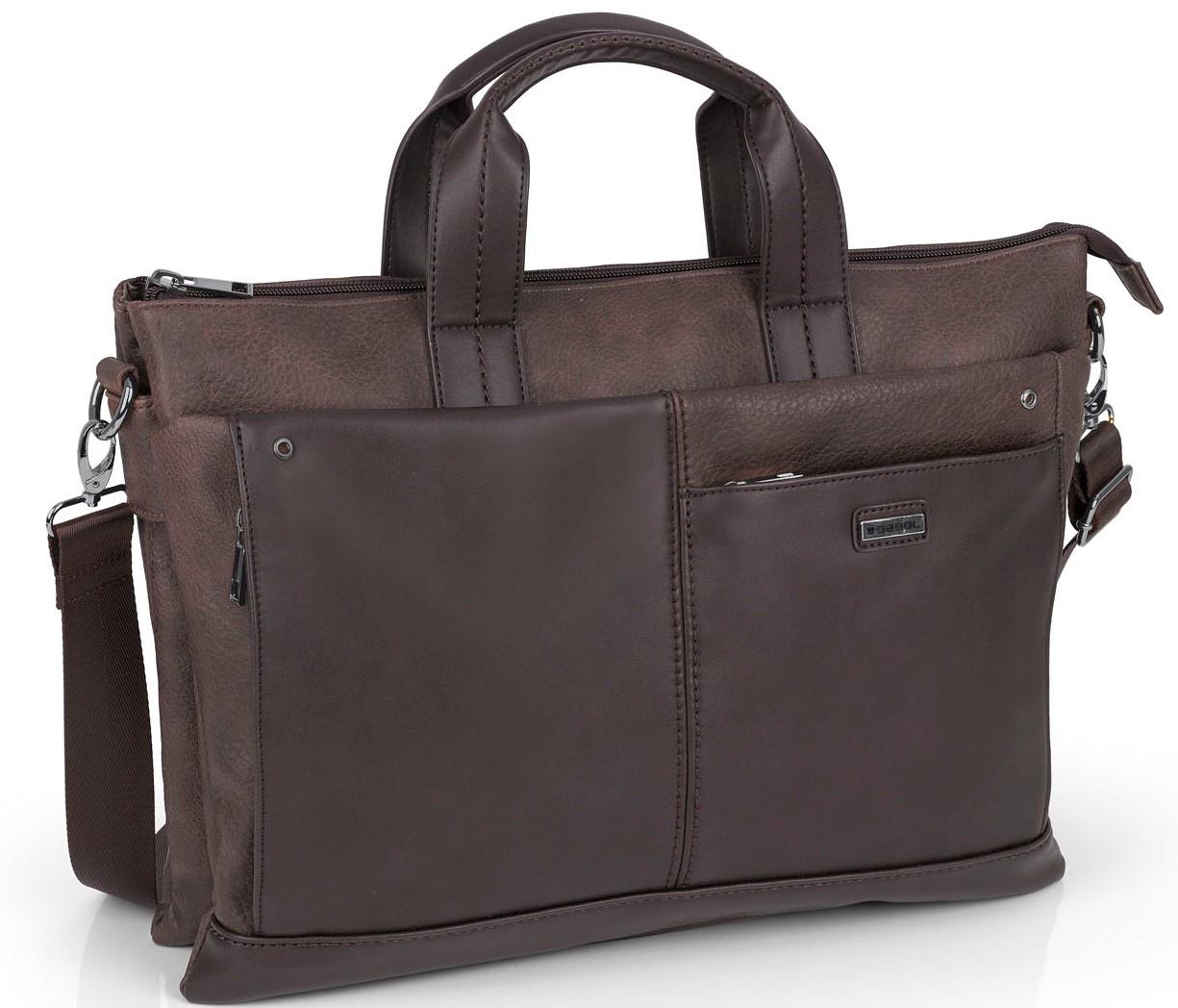 """Hnedá taška na notebook 13.3"""" Gabol 409421"""