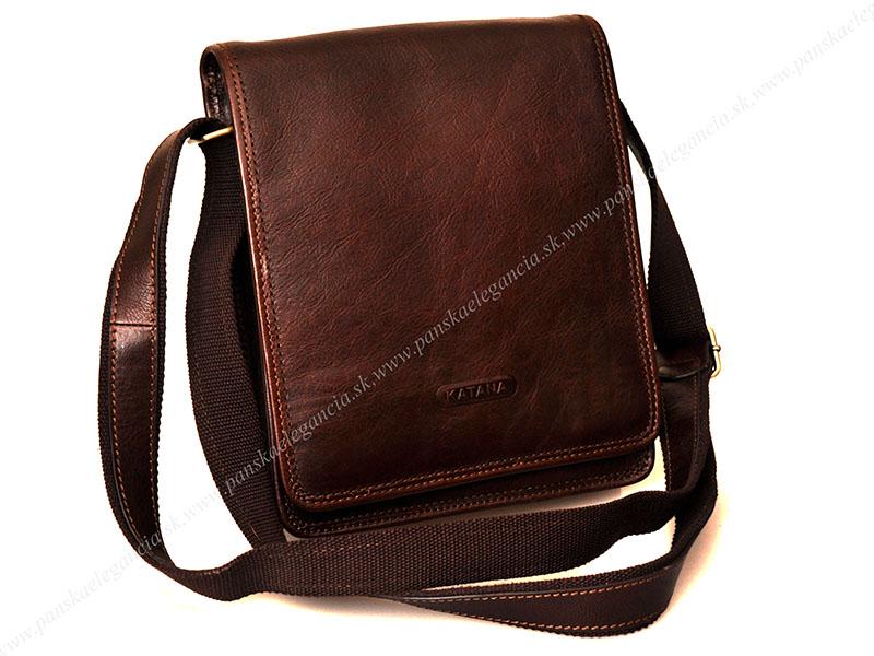 Kožená taška na rameno KATANA PARIS 36103-02