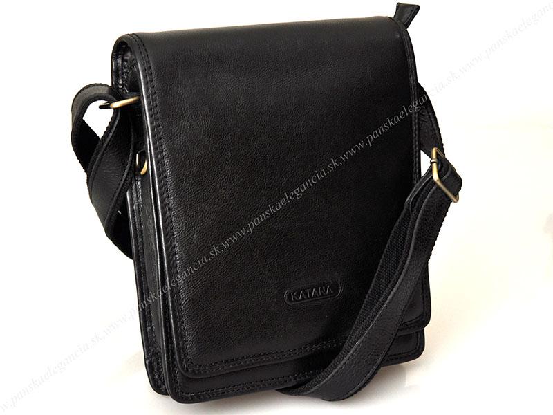 10170-3 Kožená taška na rameno KATANA PARIS 36103-01