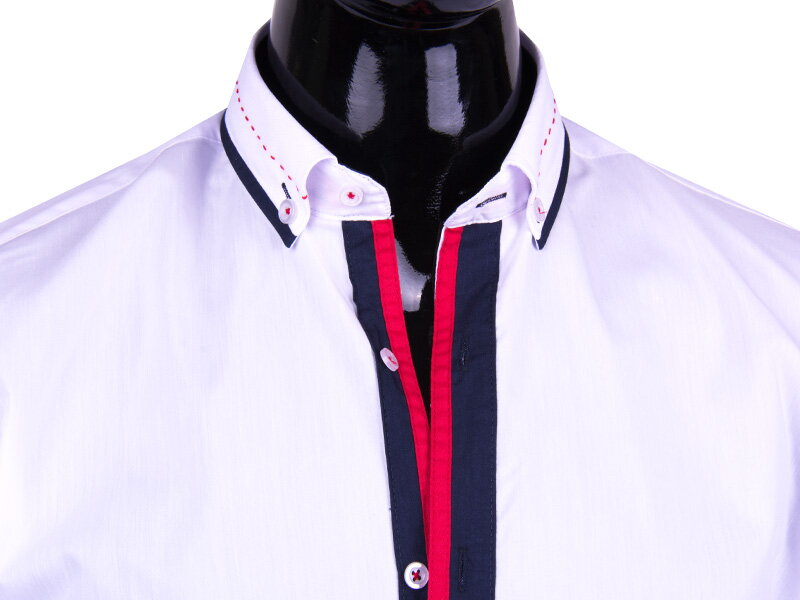 7d5ce7830756 30016-EM-330 Trendová pánska košeľa EGO MAN