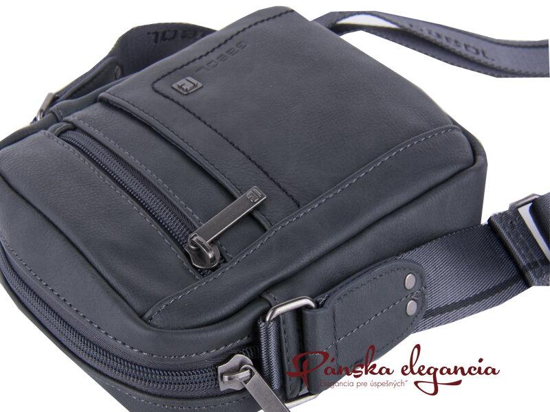 8aa928756f Praktická šedá taška na rameno GABOL. PrevNext