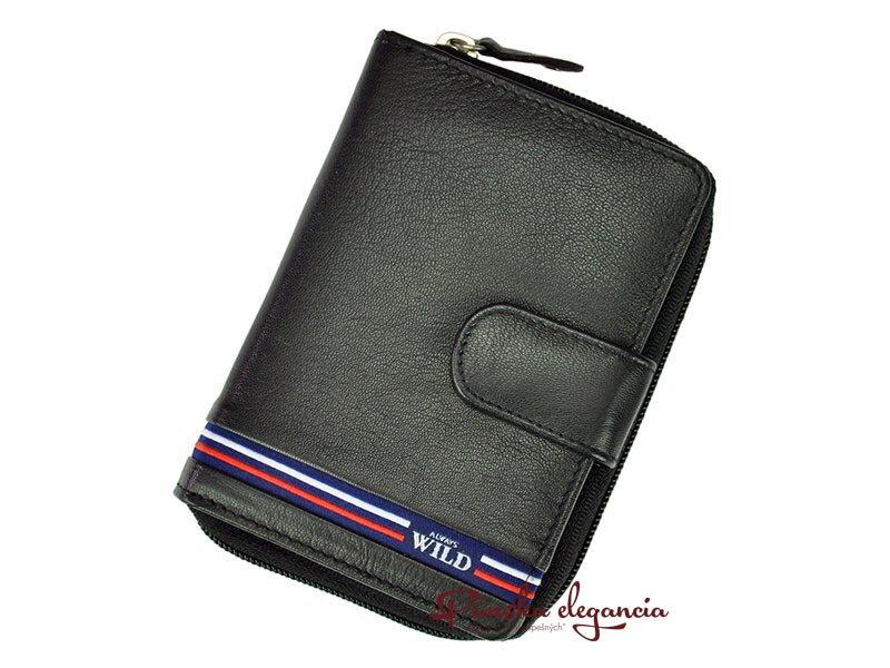 fe7a837e4 11548-1 Dámska kožená peňaženka Wild N503-GV,skl.