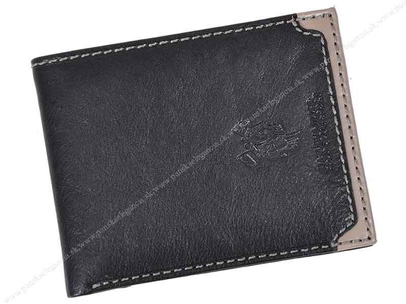 10385-1 Pánska kožená peňaženka Harvey Miller 5031 872 74a2d0fce7b