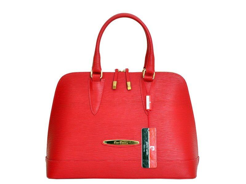 82b662f8ad 70169-2 Luxusná dámska kabelka Pierre Cardin