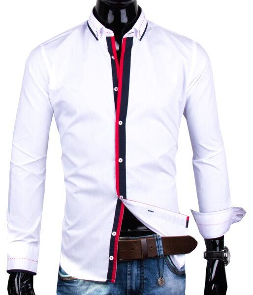 c558c41d64b8 30016-EM-330 Trendová pánska košeľa EGO MAN