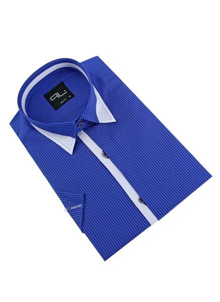 d7ce7fdb17ef 11073-PL-K-4 Pánska košeľa PAKO LORENTE - krátky rukáv