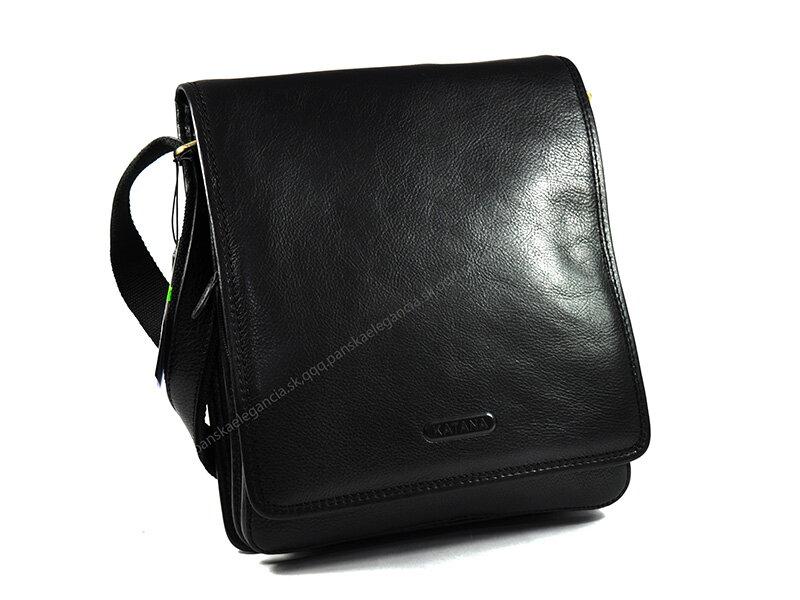 e6cb185dd9 Luxusná kožená taška na rameno KATANA PARIS - limitovaná edícia