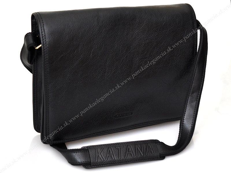 195cedaa93 Kožená taška na rameno KATANA PARIS 36106-01.
