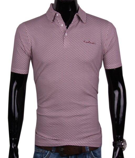 05d2fb58479b 11444-100 Pánske tričko PIERRE CARDIN