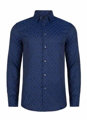 1499b32f4c25 11942-PL-41 Trendová pánska košeľa Pako Lorente