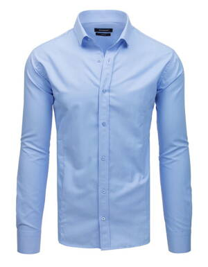 d403a88ac8 Pánska modrá elegantná košeľa (dx1731)