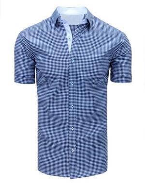 Košeľa v trendovom prevedení s krátkym rukávom (kx0841) skl. 0613dee7910
