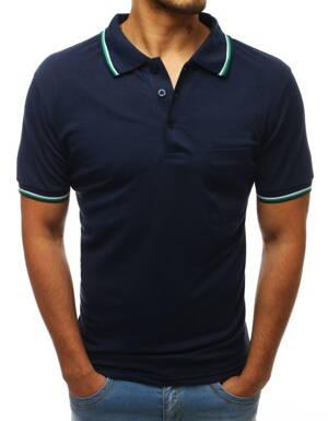 41b4f0179ad2 Pánske POLO tričko granátovej farby (px0236)