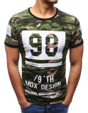 ca68af011 Pánske tričká v skvelých cenách | Pánska Elegancia