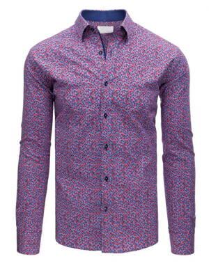34df24ec8bd9 Elegantná pánska košeľa (dx1565)