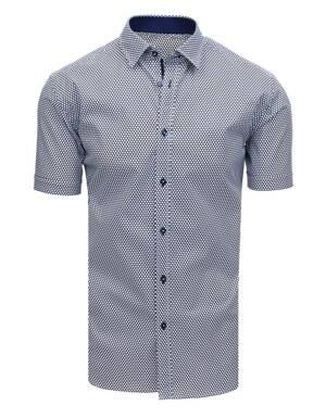 42baefcc651a Pánska košeľa s krátkym rukávom. (kx0889)
