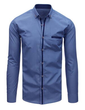 d7b8e2abd3bf Praktická pánska košeľa EGO MAN(dx1685)