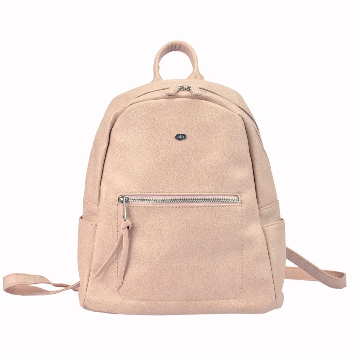 4e7b3237c Čierny ruksak David Jones OLA SSG9104 Ružový ruksak David Jones OLA SSG9104