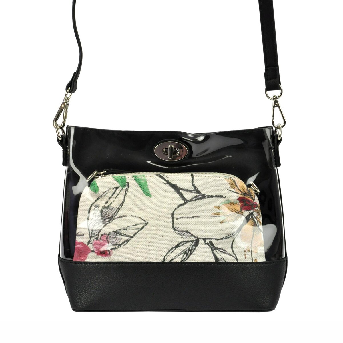 7c3e05f98b Dámska crossbody kabelka David Jones SS5935-1