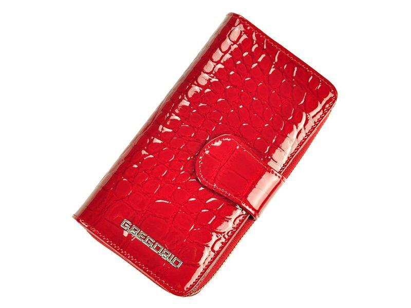 d88af6b1e Dámska peňaženka Gregorio BC-116 skl. Čierna Červená ...