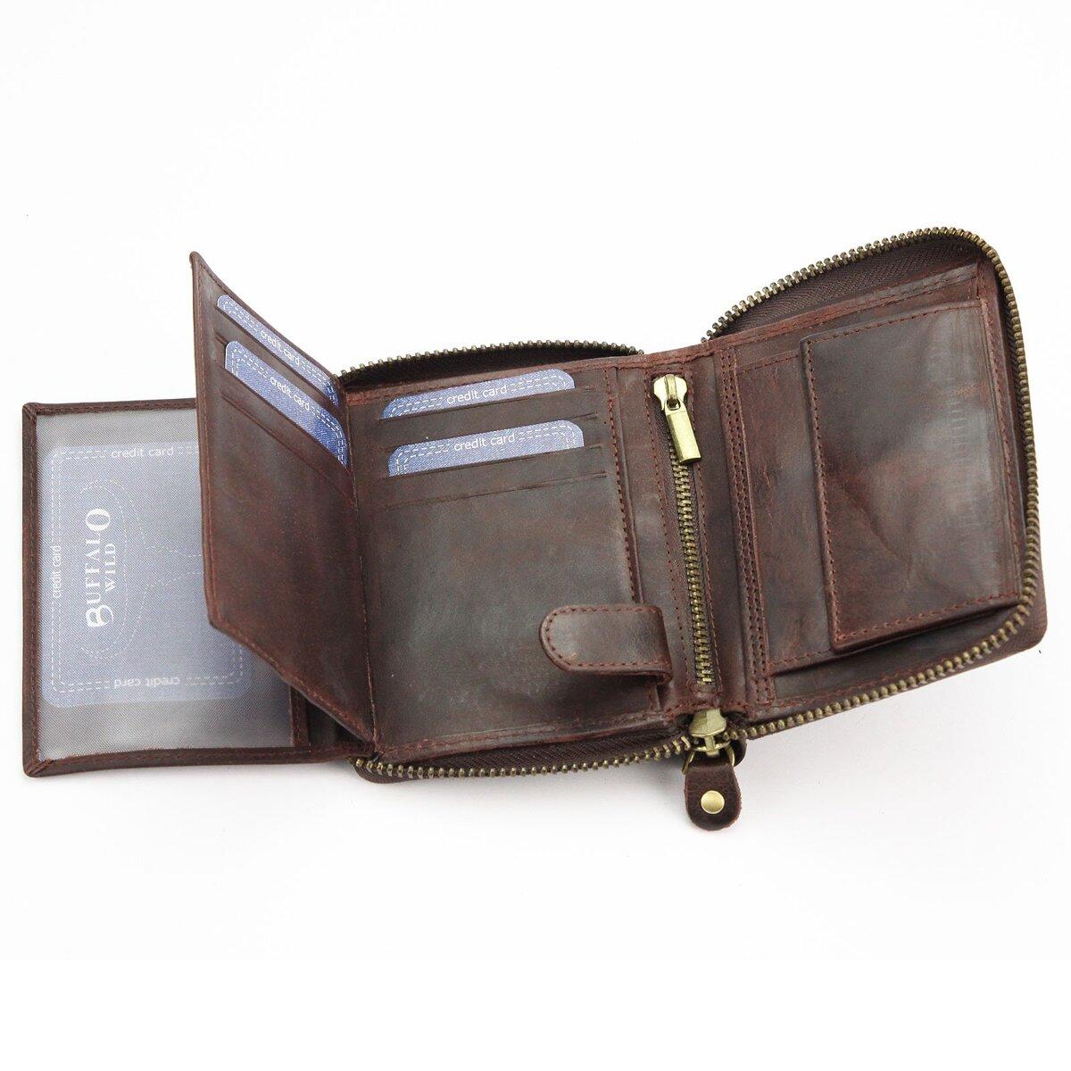 8050cd1eed2a Pánska peňaženka Wild N4Z-HP-2. PrevNext