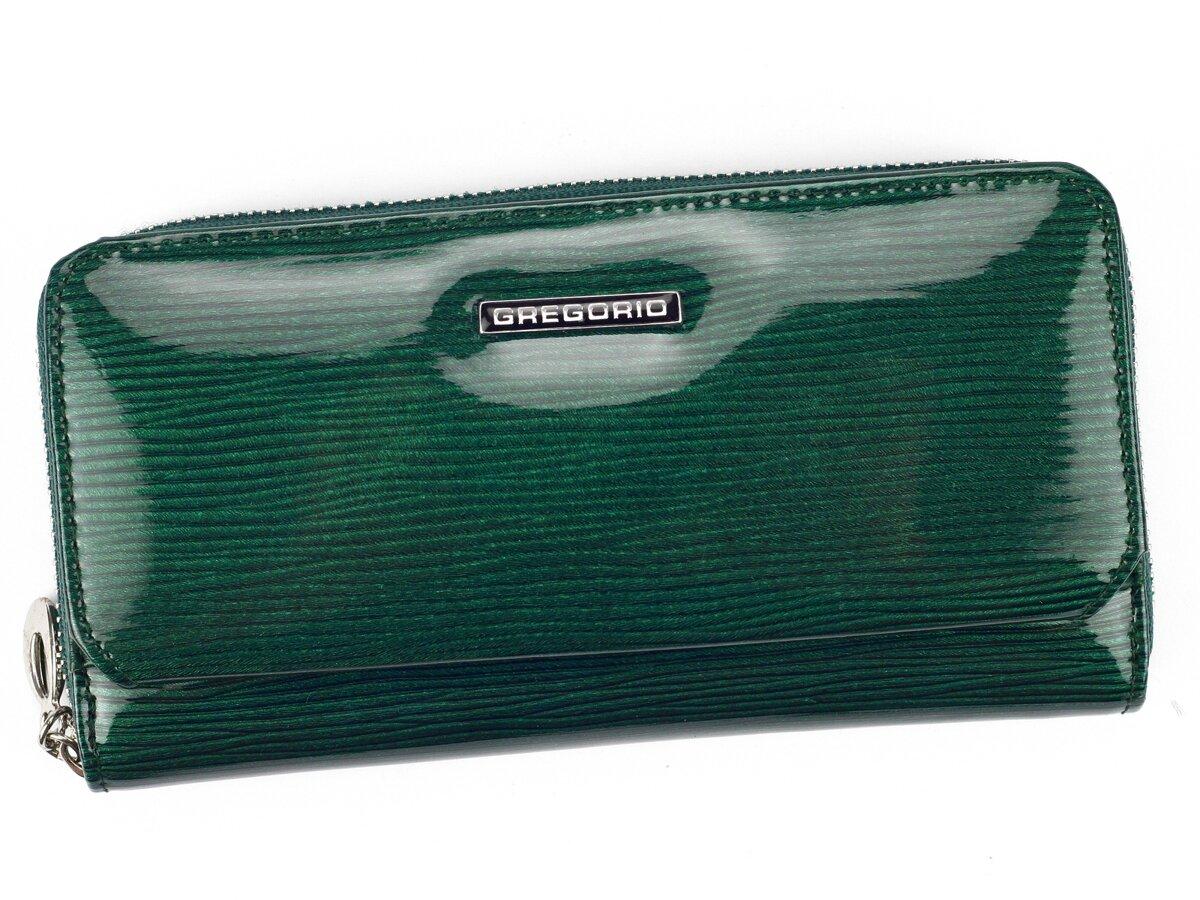 eac58cd267 Krásna dámska peňaženka Gregorio LN-111. Červená Zelená Šedá Modrá