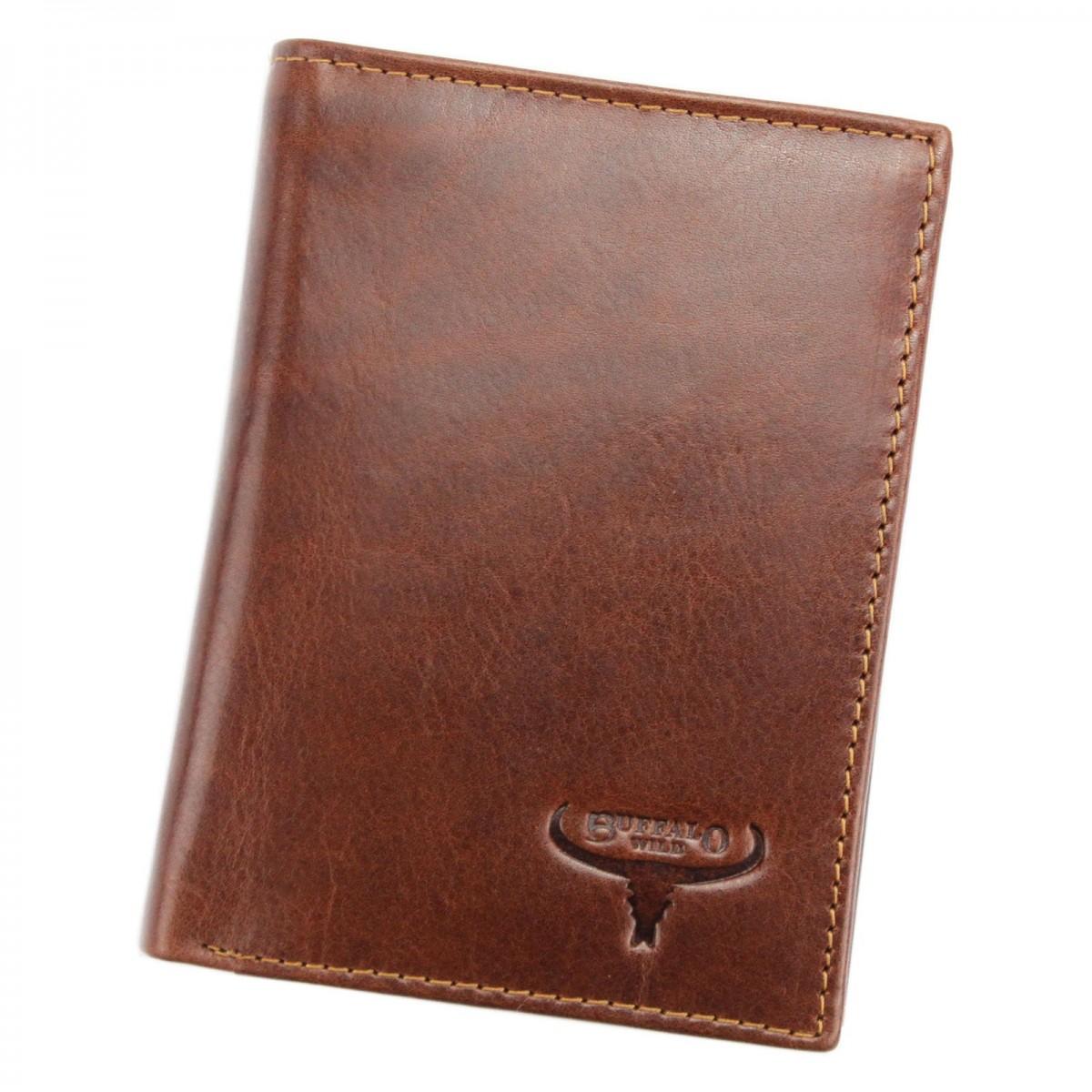 22c30738c Pánska kožená peňaženka Wild N4-VTU