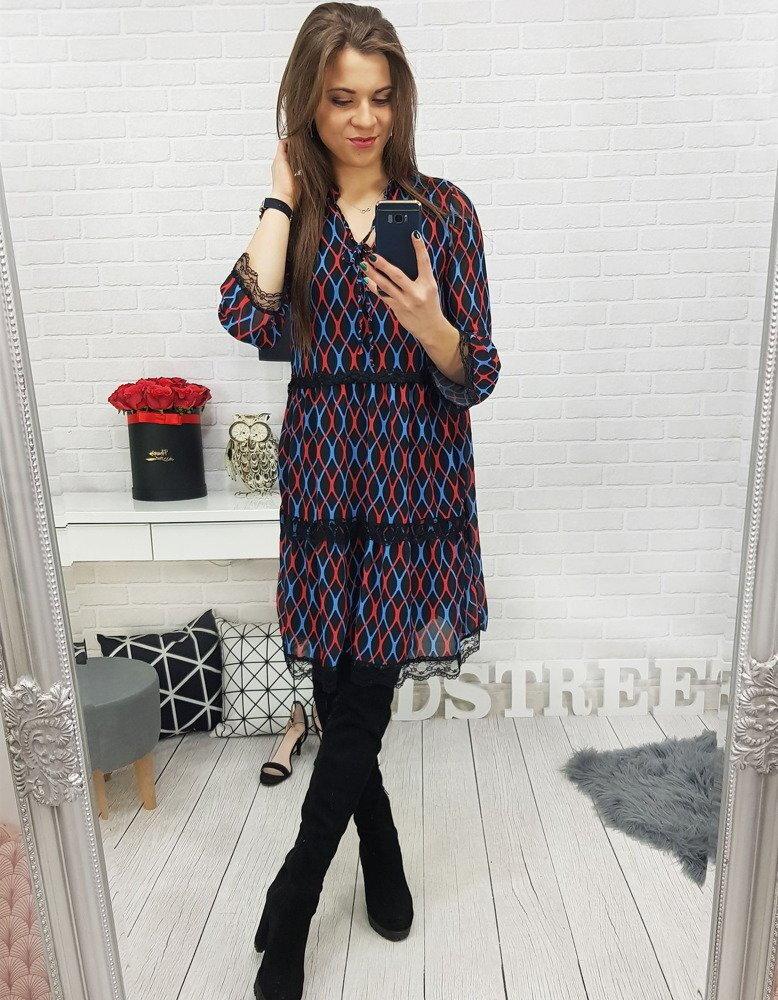 3dbd9214191dd Čierne dámske štýlové šaty (ey0686)