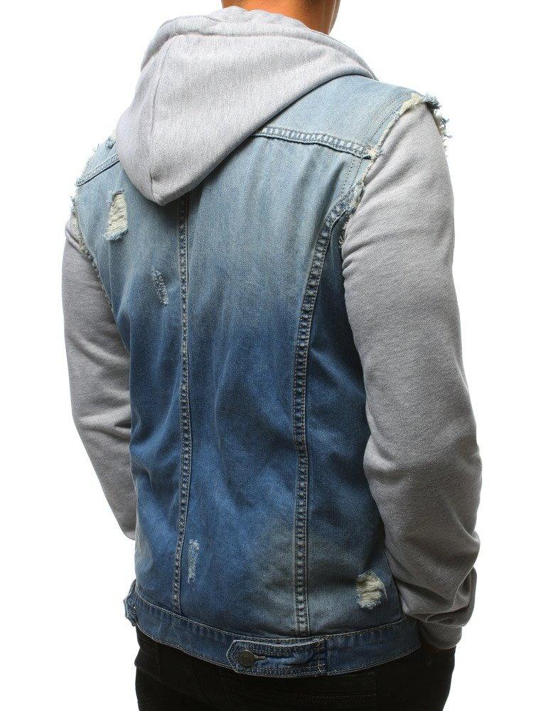 Štýlová pánska rifľová bunda (tx2307). PrevNext 5d4b8db68a8