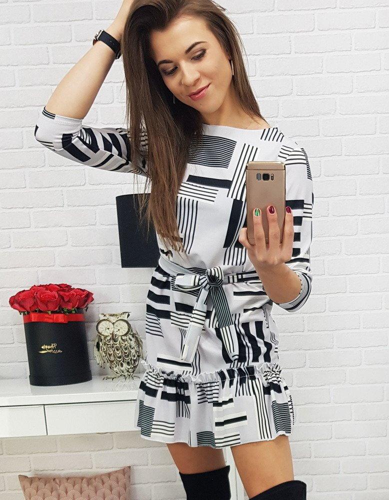 Štýlové dámske šaty (ey0330) 7236c53b44