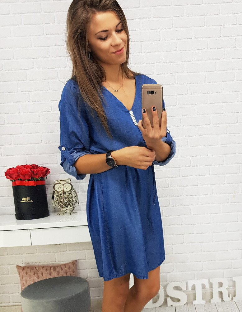 Moderné džínsové dámske šaty (ey0486). PrevNext 5106260b58