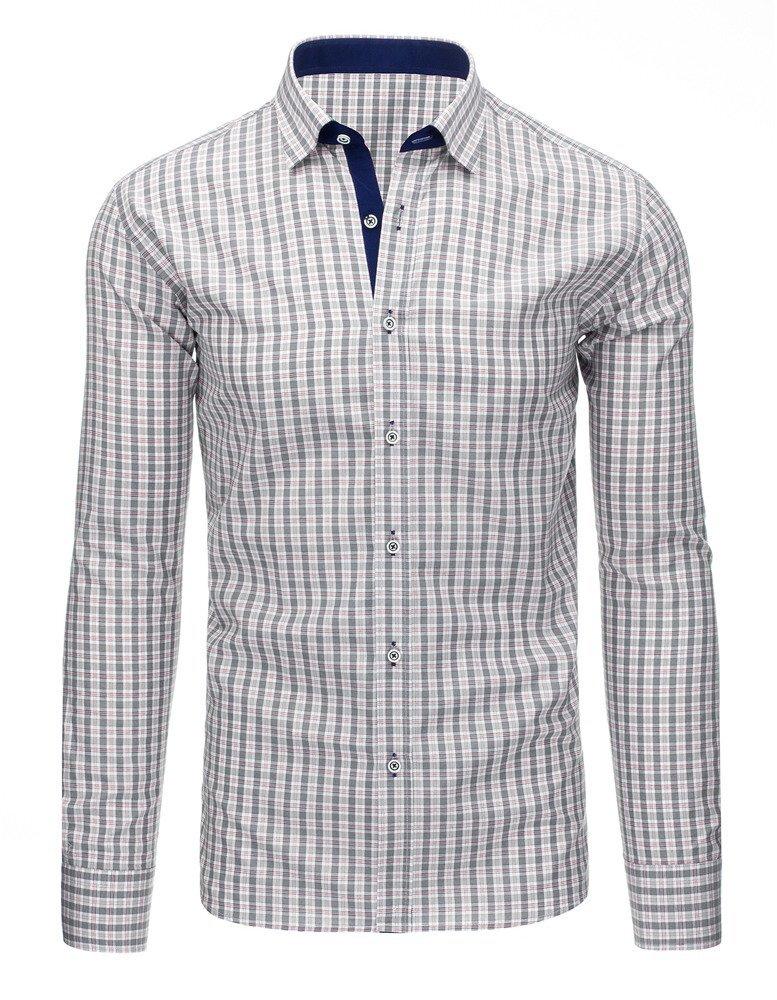 f730df663b58 Pánska košeľa s dlhým rukávom (dx1300)